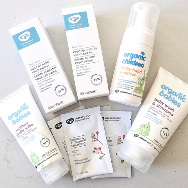 Green People Natural and Organic Products