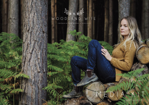 The Woodland Wife - Media Kit AW17