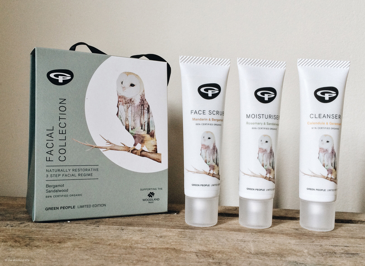 Green People Facial Collection Gift Set Review