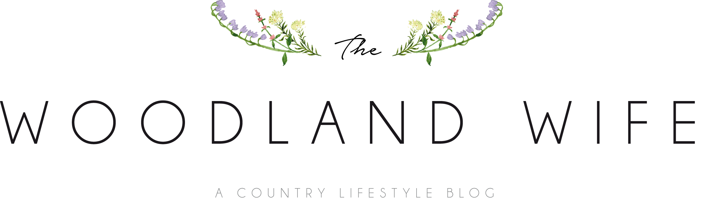 The Woodland Wife - A Country Lifestyle Blog