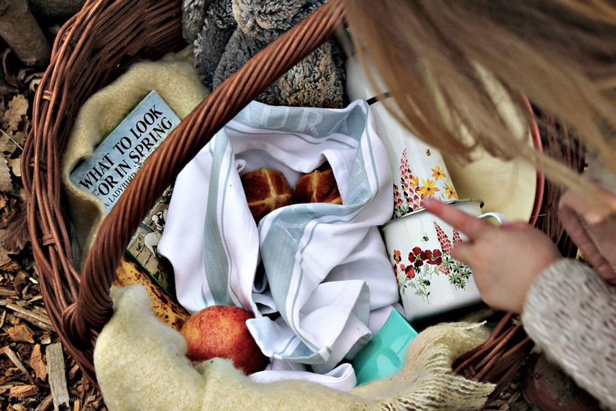 The Woodland Wife Perfect Spring Morning with Laura Ashley