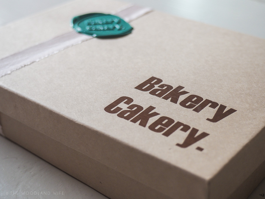 The Woodland Wife - Bakery Cakery Cake Subscription Boxes