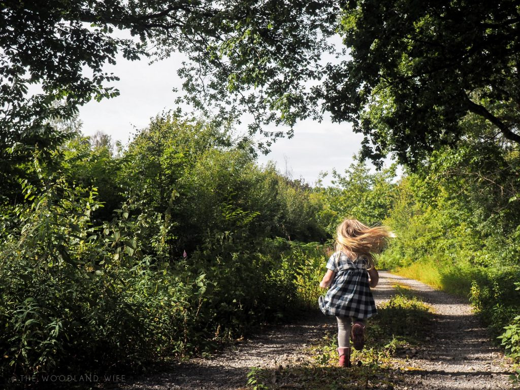 The Woodland Wife - A Day of Mindfullness