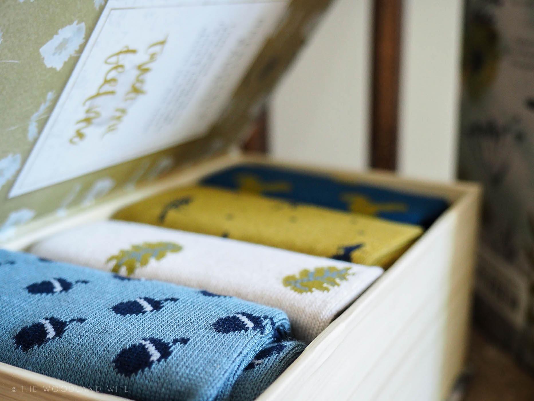 The Woodland Wife - Braintree Clothing Bamboo Socks