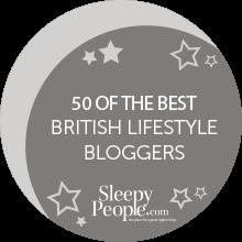 Sleepy People - Lifestyle Blogs to Follow 2017