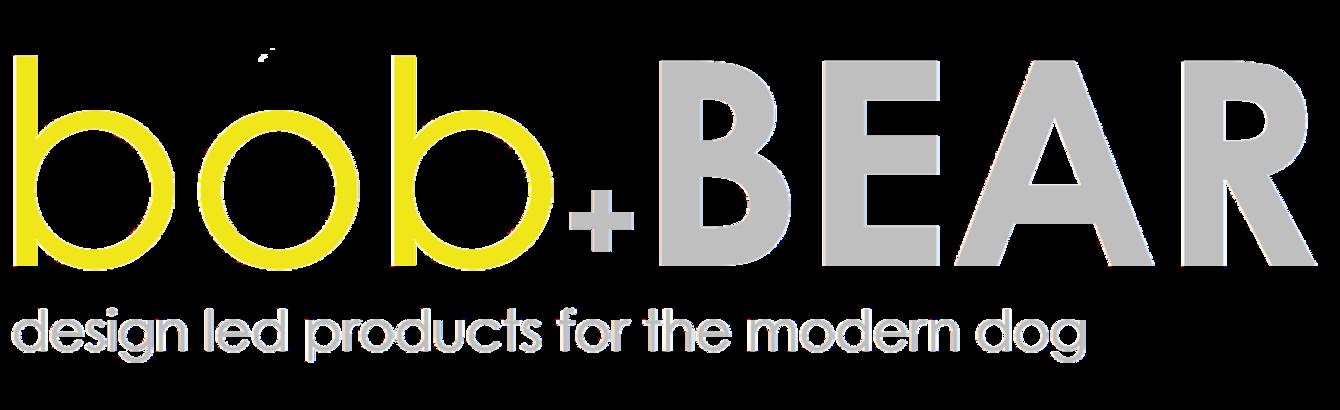 Bob + Bear - Design led products for the modern dog