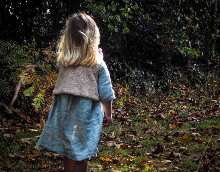 The Woodland Wife - Nellie Quats Hopscotch Dress