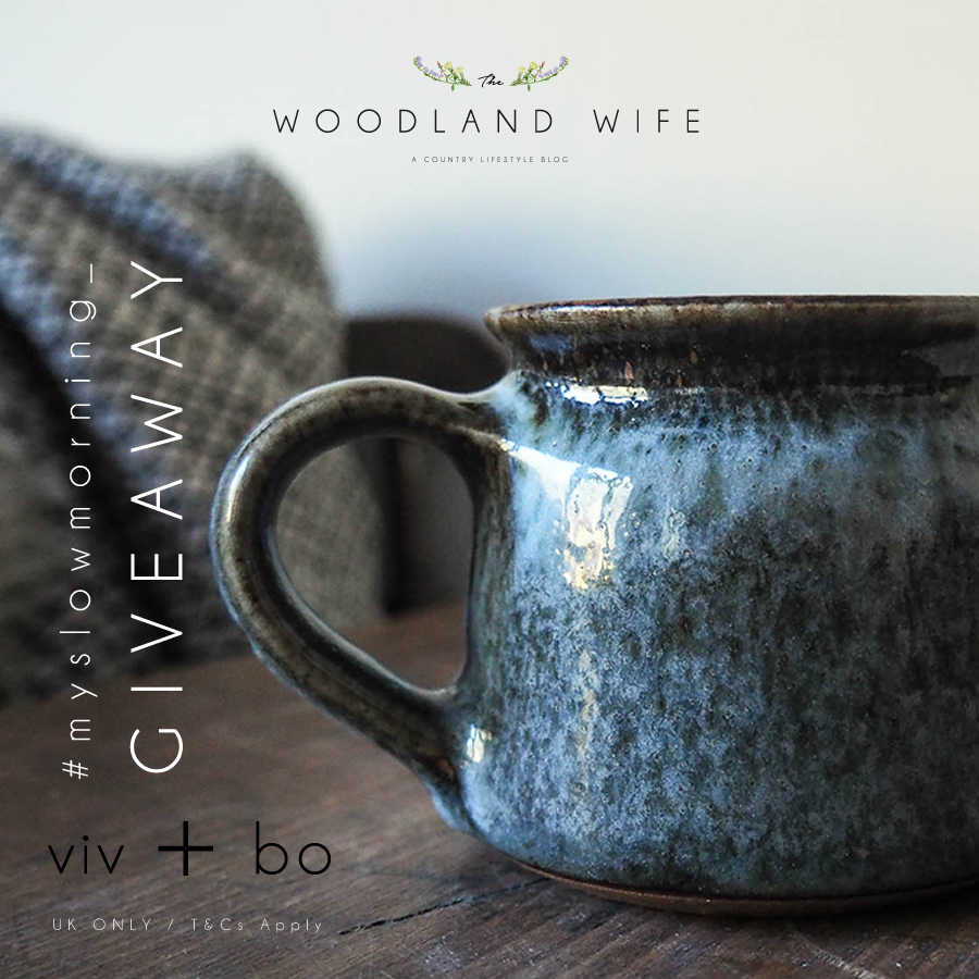 The Woodland Wife - Viv + Bo Nordic Homewares and Accessories giveaway