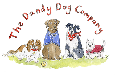 The Dandy Dog Comany logo