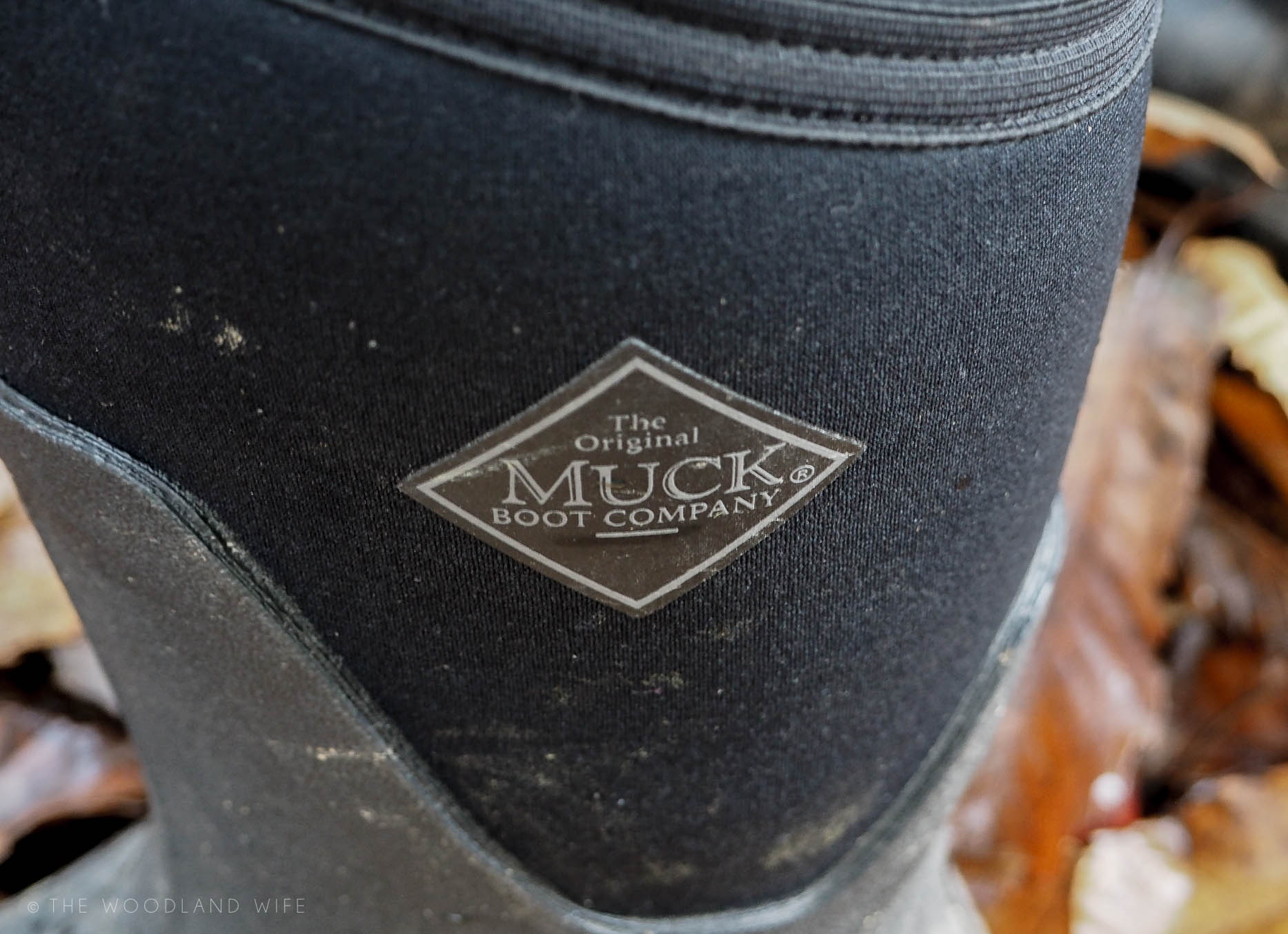 The Woodland Wife - Extreme Cold Winter Boots - The Original Muck Boot Company