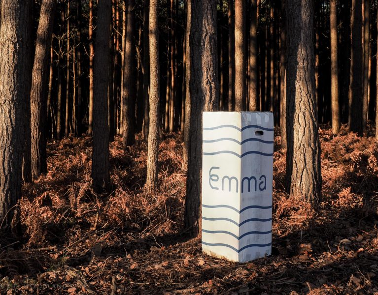 The Woodland Wife - Emma Mattress, Bed-in-a-box