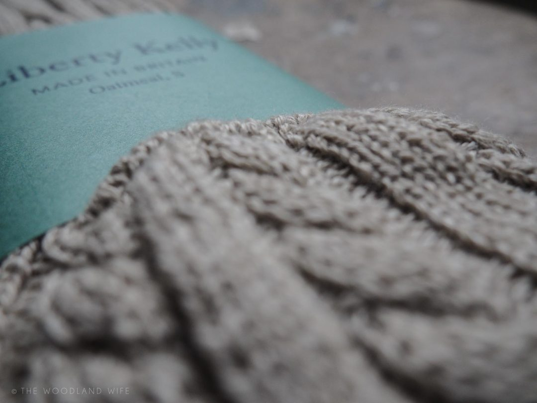 The Woodland Wife - Liberty Kelly Merino Wool Socks