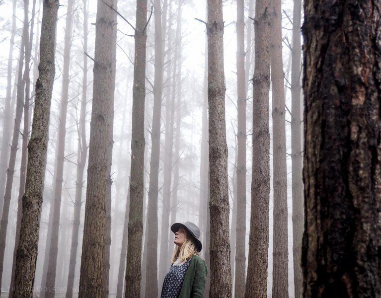 The Woodland Wife - Laura Ashley Homespun SS17