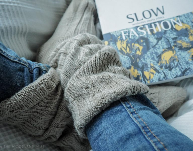 The Woodland Wife - Liberty Kelly Sock Giveaway