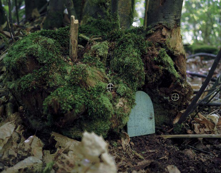 The Woodland Wife - Woodland Fairy Doors - Woodland Fairy Houses