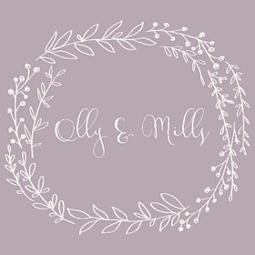 Olly and Mills Logo