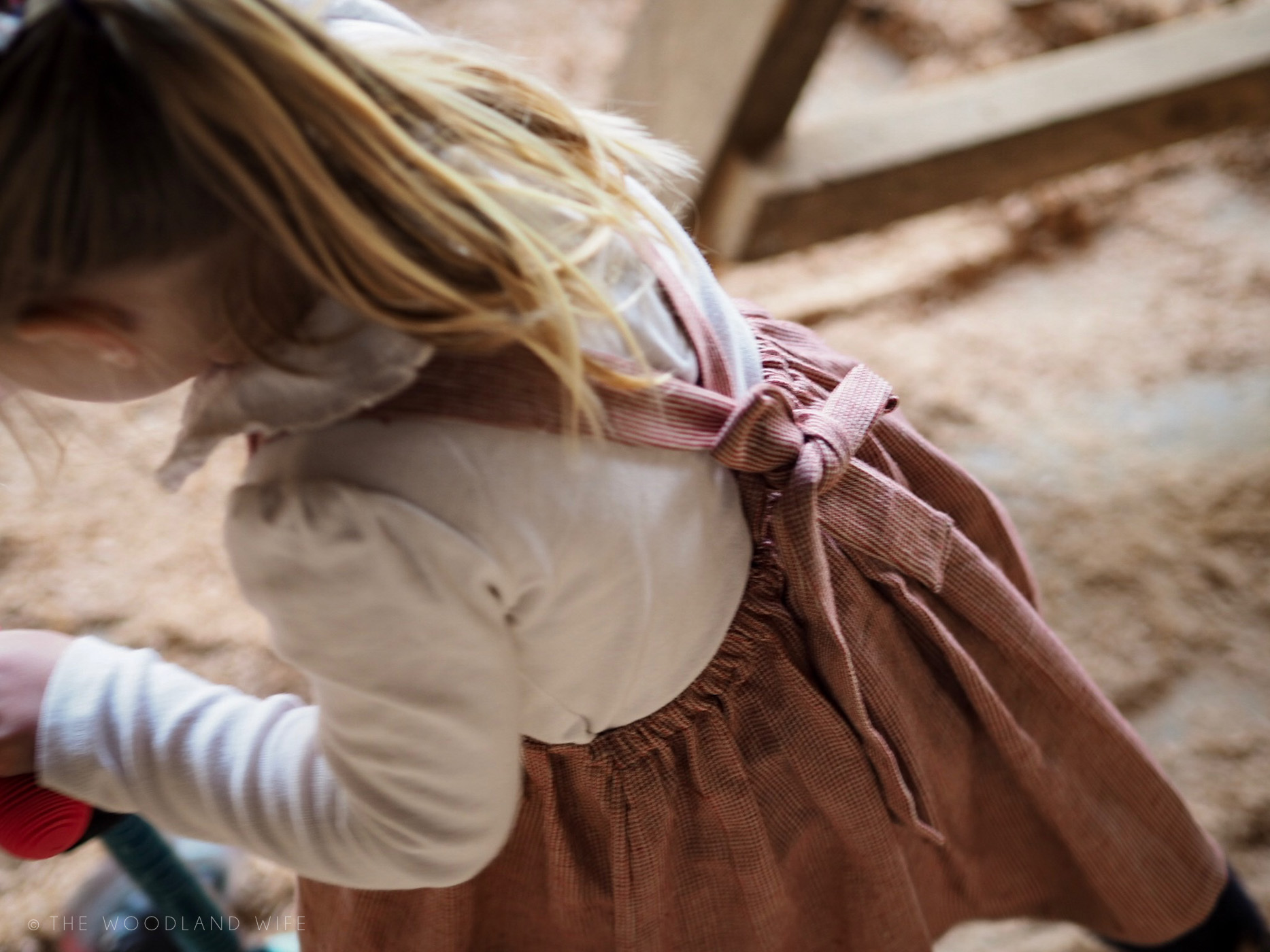 Exploring the Wild - Nellie Quats AW17 - Comfortable, Simple, Stylish Childrenswear