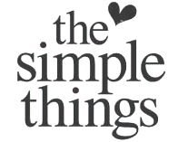 The Simple Things Logo