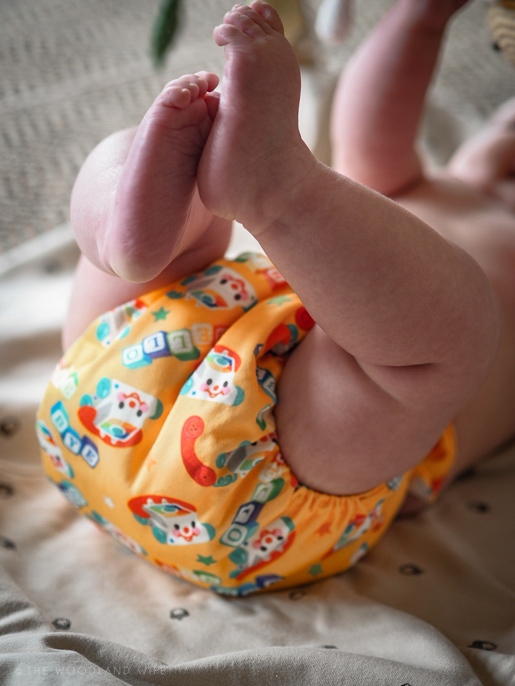 The Woodland Wife 2019 - Reuseable Cloth Nappies - TotsBots
