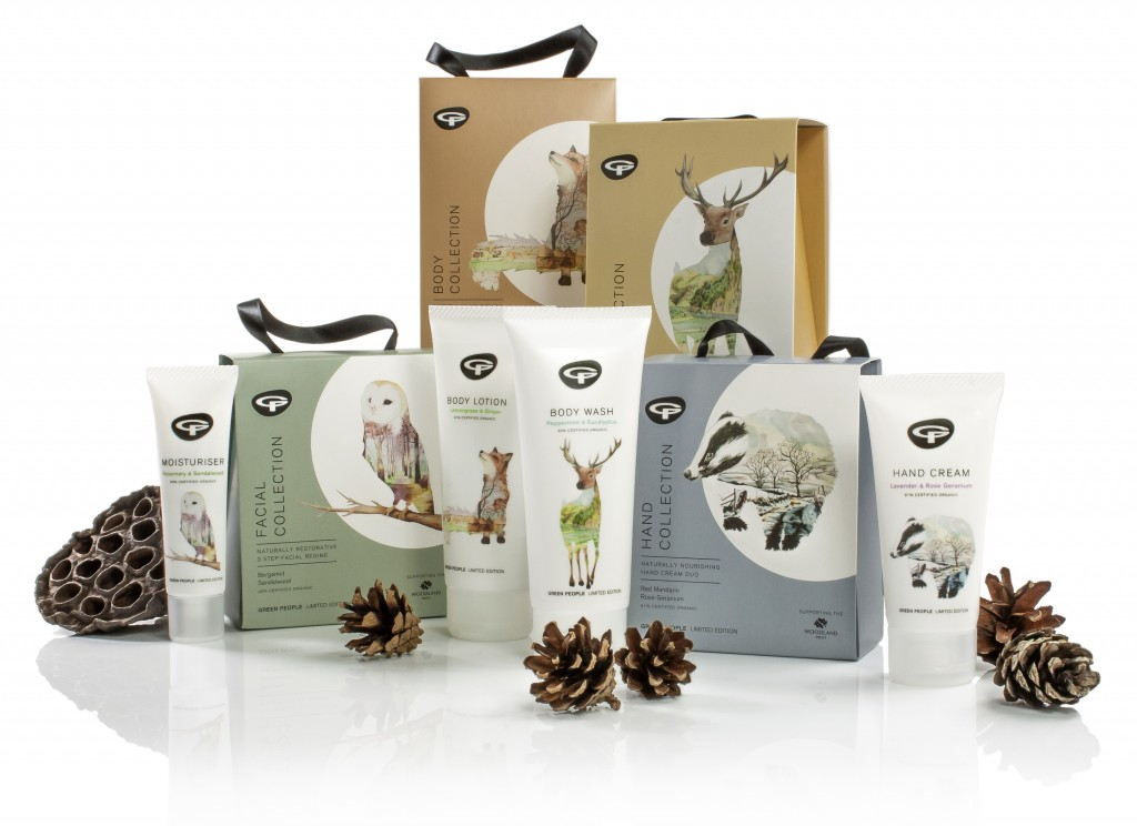 Green People limited edition Gift set