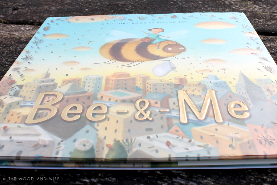 Bee and Me by Alison Jay