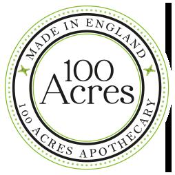 100 Acres Apothecary Logo