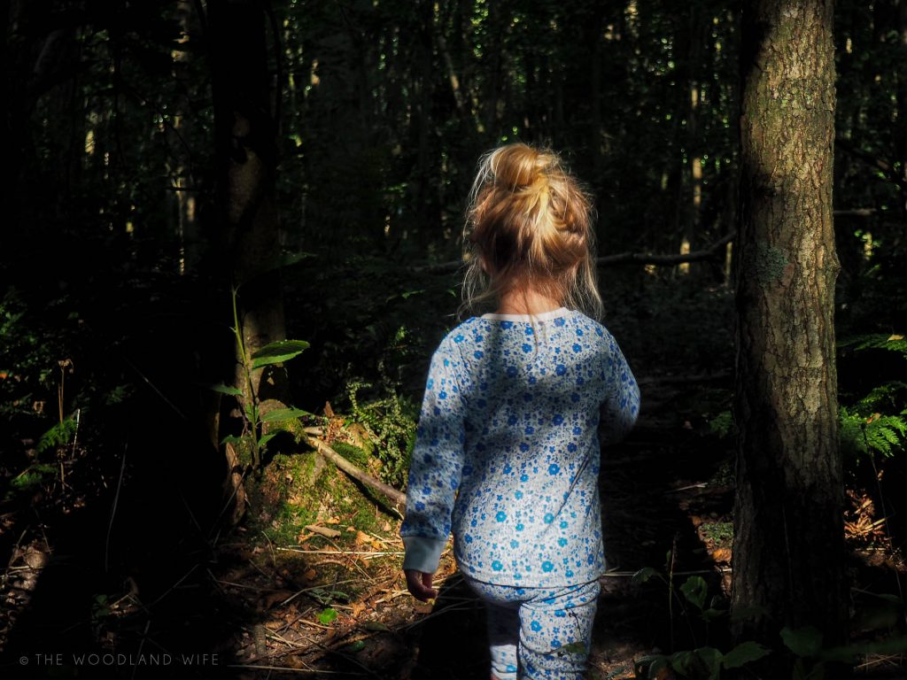 The Woodland Wife - Sleepy Doe Bath, Children's printed sleepwear and bedding, designed and made in the UK.
