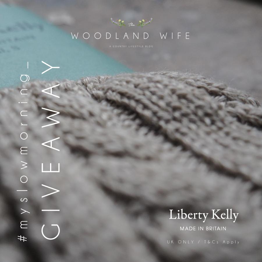 The Woodland Wife - Liberty Kelly Merino Wool Socks