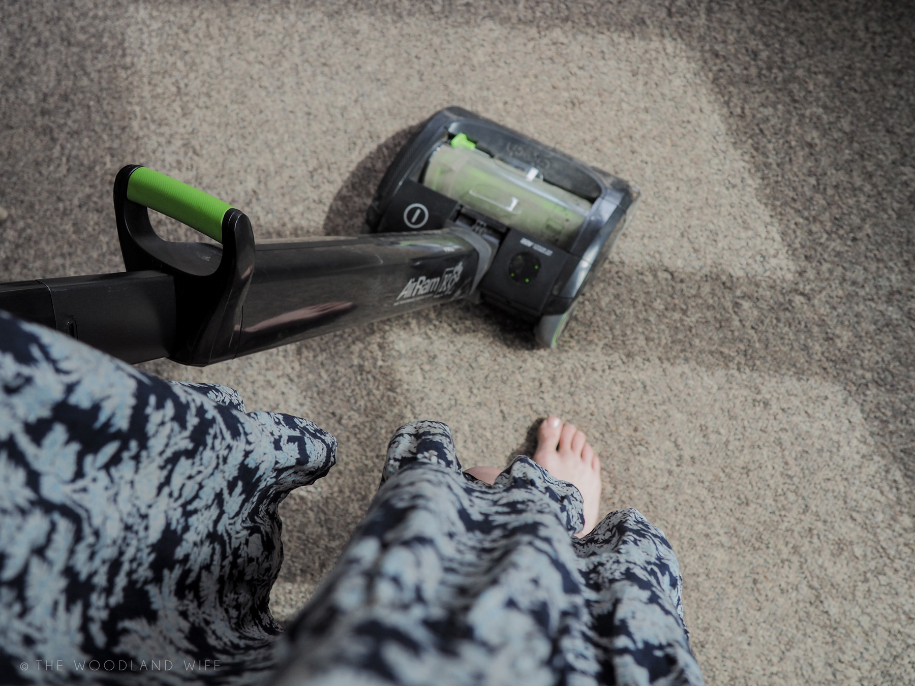 The Woodland Wife - Gtech AirRam K9 and Gtech Multi Cordless Vacuum - Chronic Illness