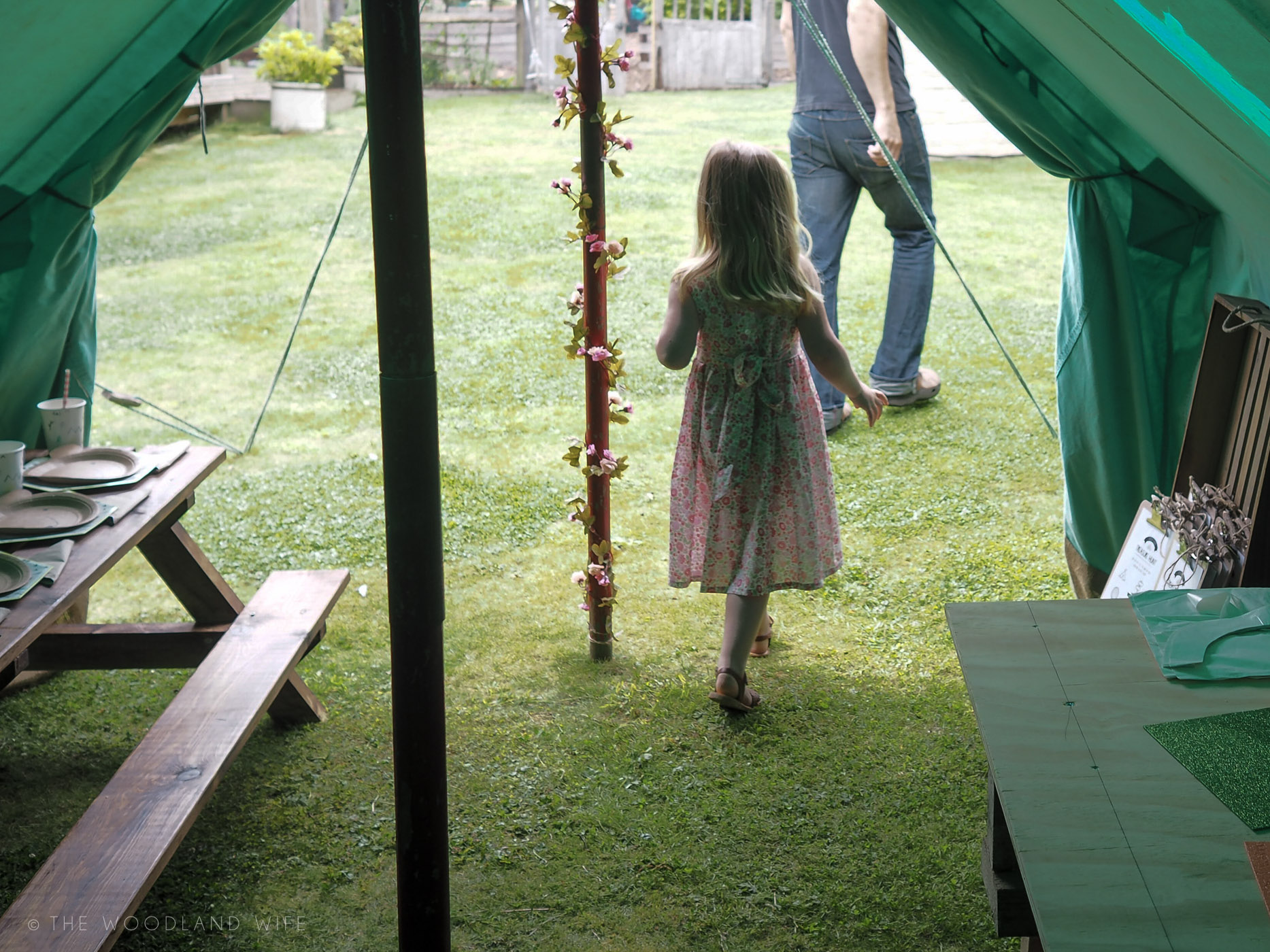 The Woodland Wife - Woodland Explorer Birthday Party