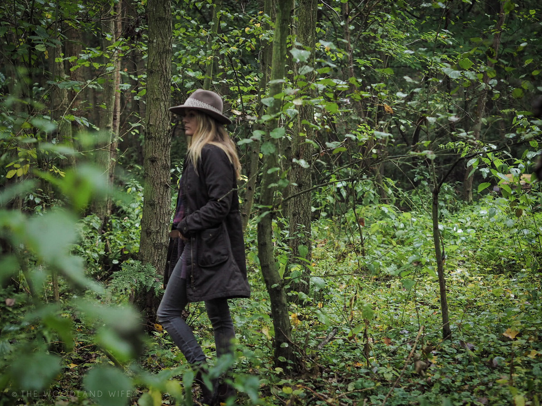 The Woodland Wife - Fat Face - AW17 Womens Clothing - AW17 Childrens Clothing - Sustainable Collection