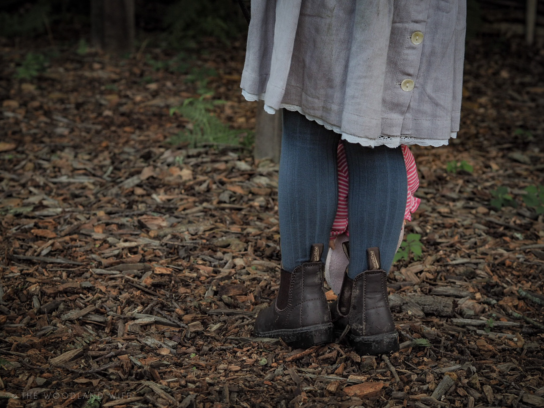 The Woodland Wife - Little Cotton Clothes AW17