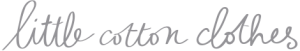 Little Cotton Clothes - Logo