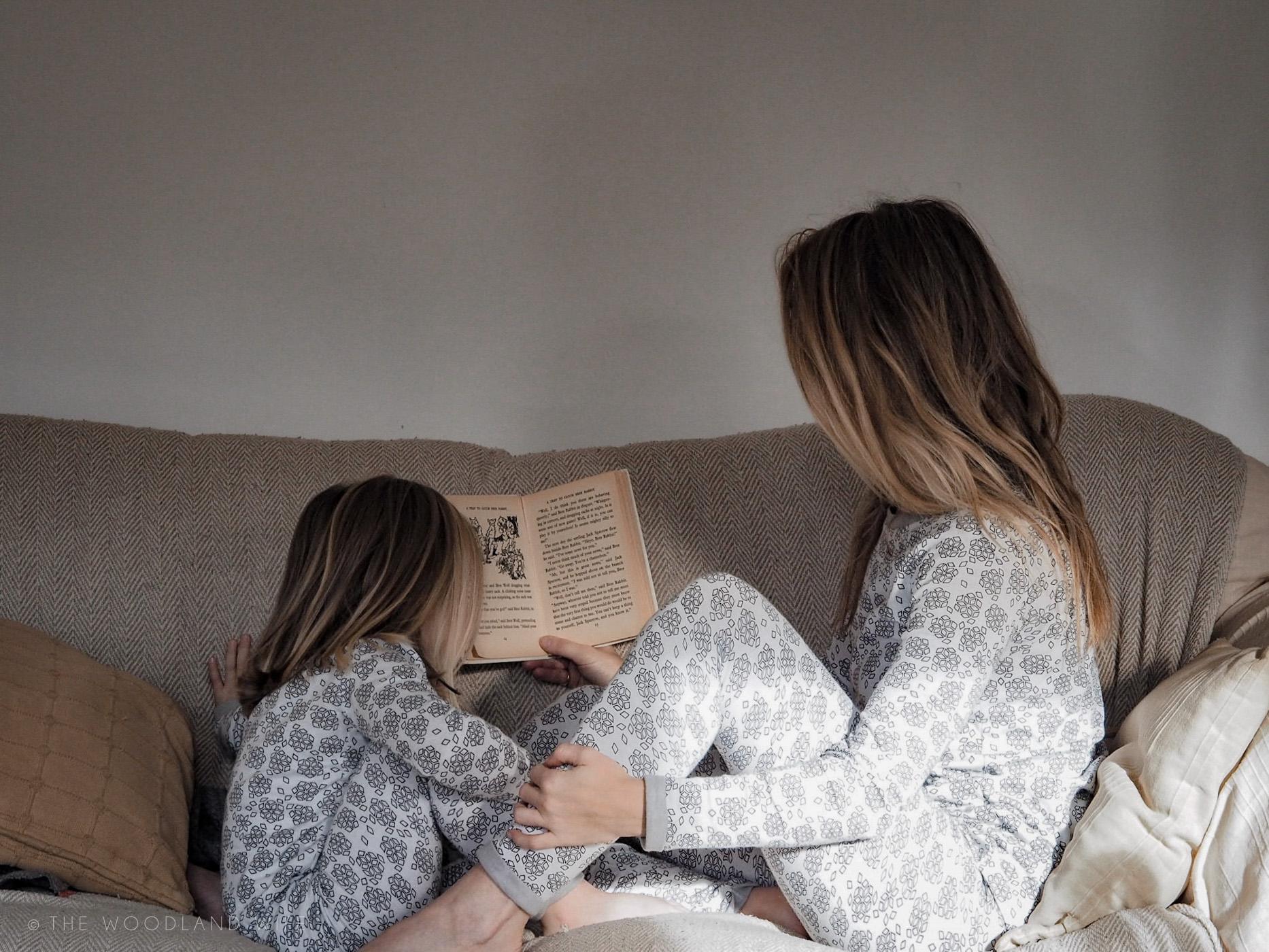 The Woodland Wife - Birthdays when you become a Mummy - The Bright Company - Sleepwear - PJs - Nightwear - Ethical