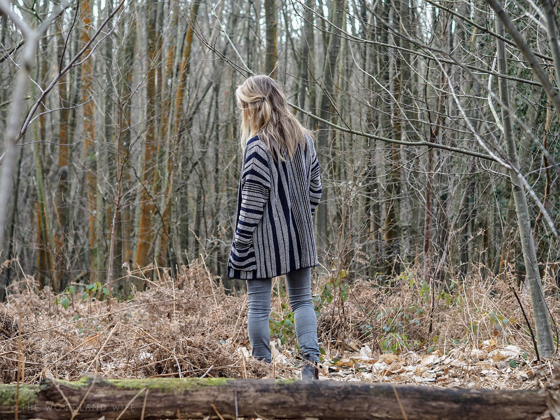 The Woodland Wife - Thought Clothing - SS18 - Ethical, Sustainable Clothing for Spring and Summer