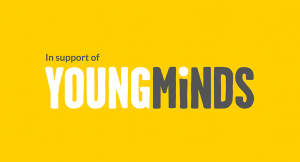 In Support of YoungMinds Logo